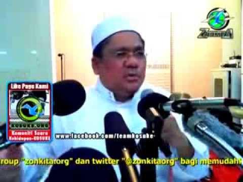 Ust Shamsuri - Abu Shafiq Jangan Over