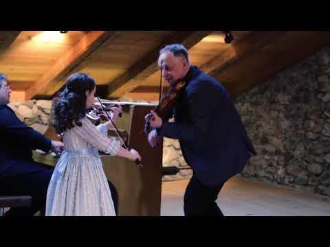 Miguel Negri Masterclass: Accolay Violin Concert N. 1