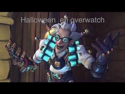 Overwatch ya es Halloween