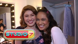 Studio 7: Dressing room talk with Mika Gorospe | Online Exclusive