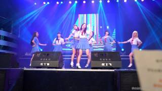 4k 161015 2부-9 Liar Liar  Chinese Ver.  ・windy Day Oh My Girl Fanmeeting~special