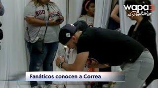 Carlos Correa, el héroe favorito de todos