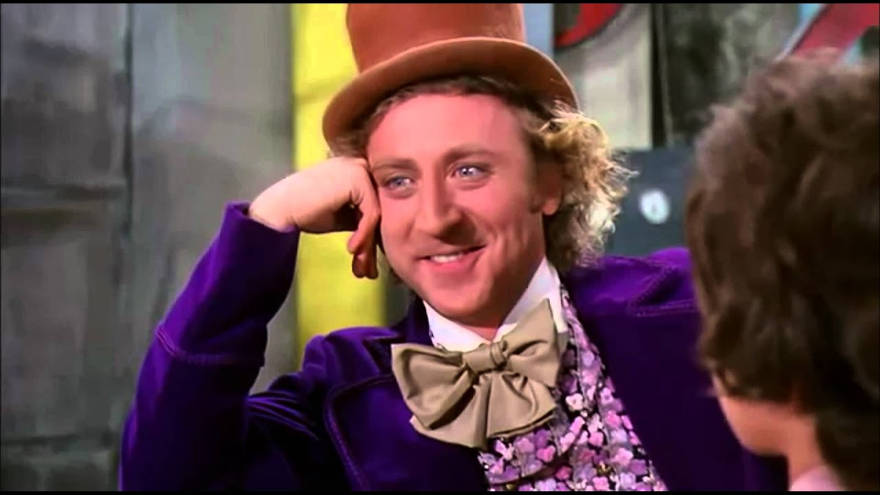 El origen del Meme Willy Wonka por OficialMeme - YouTube Willy Wonka Memes Images