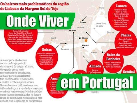 Onde Viver em Portugal
