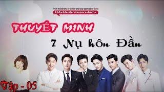 7 nụ hôn đầu tập 5