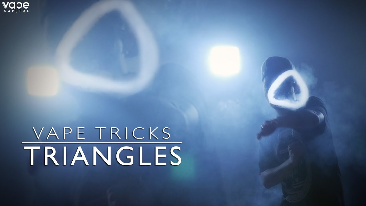 Vape Tricks | 29 Tutorials Including the French Inhale, How to Blow