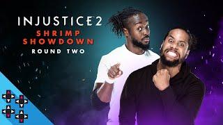 INJUSTICE 2: JIMMY USO vs. KOFI KINGSTON - Pt. 2 in First to 5 - Gamer Gauntlet