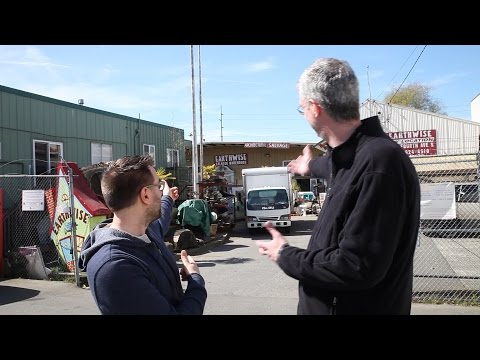 Earth Wise: A Seattle Architectural Salvage Store Walk-Through