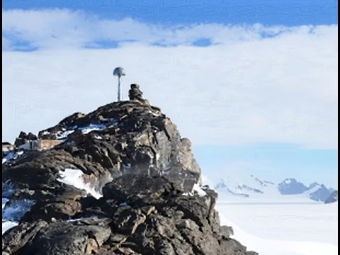 Continental loss: the quest to determine Antarctica's contribution to sea-level change