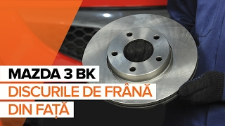 Întreținere Mazda 3 bk - tutoriale video gratuit