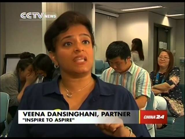 Happiness Workshop TV interview