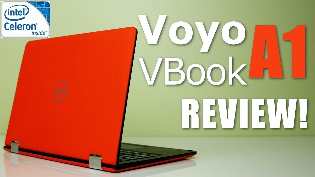 VOYO VBook V1 WiFi Ultrabook Tablet PC - Gearbest.com - YouTube