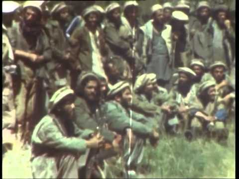 Ahmad Shah Massoud and the Mujahedin during the soviet war in Afghanistan  (part 1)
