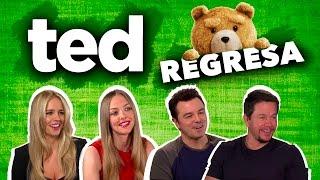 TED Oso grosero de regreso