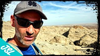 We took off into the Anza Borrgeo Desert at the Calcite Mine Trailh...