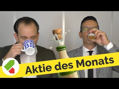 Aktie des Monats Dezember 2017 - Schloss Wachenheim vs. Pandora | echtgeld.tv (13.12.2017)