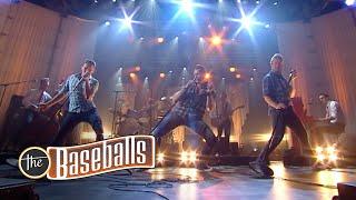 The Baseballs -  Hot 'n' Cold (ZDFkultur Zeltfestival, 16.09.2012)