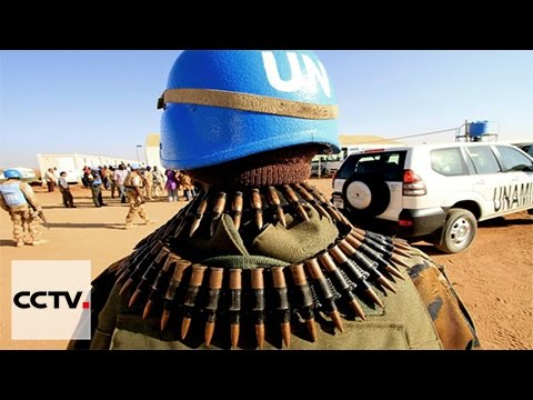 Chinese peacekeepers depart for Darfur Region and South Sudan