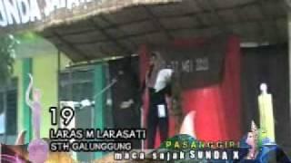 PASANGGIRI MACA SAJAK X 2011-Teater Kappas SMA Pasundan 2 Tasikmalaya-LARAS