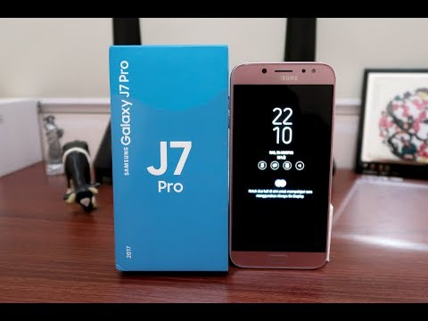 Samsung Galaxy J7 Pro Unboxing & Review