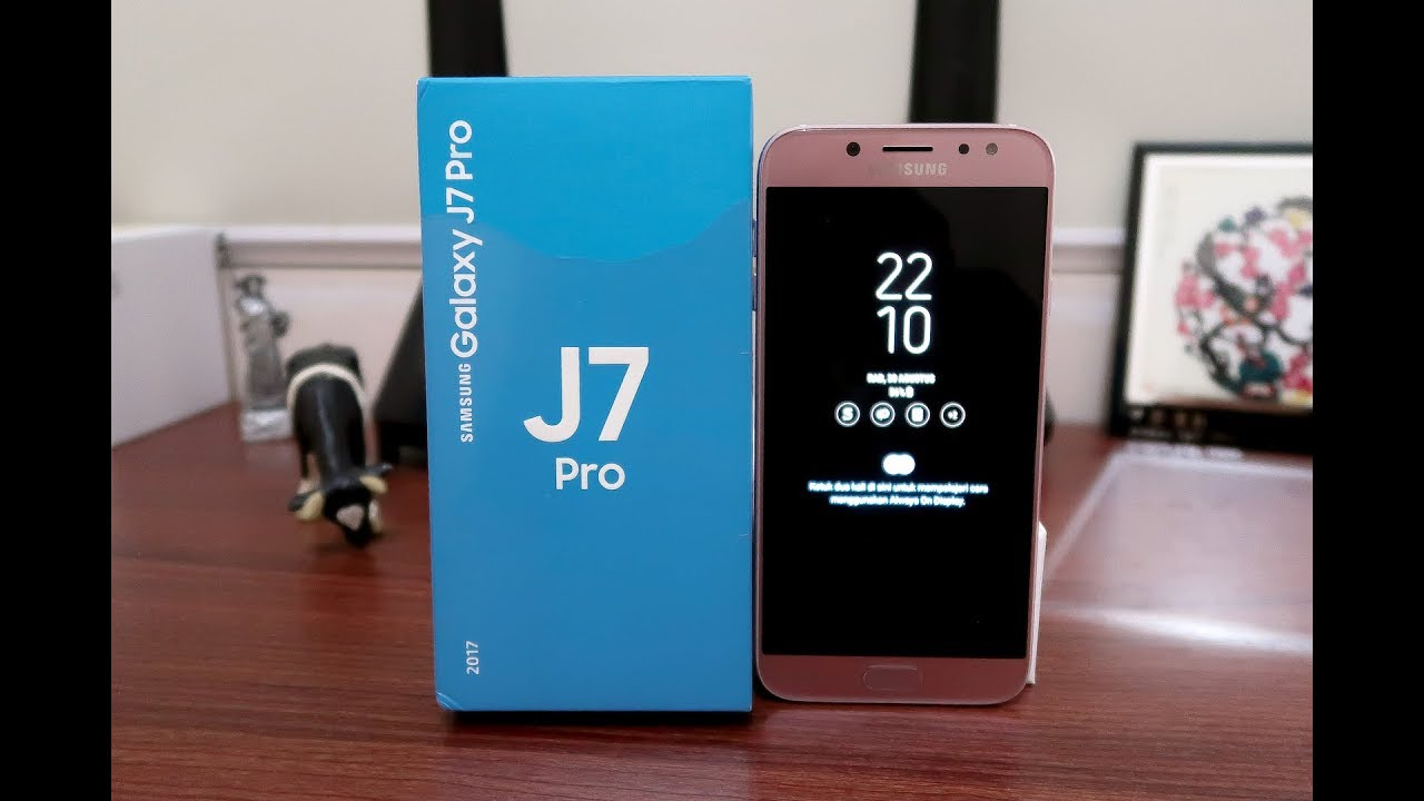 Samsung Galaxy J7 Pro Unboxing & Review - YouTube