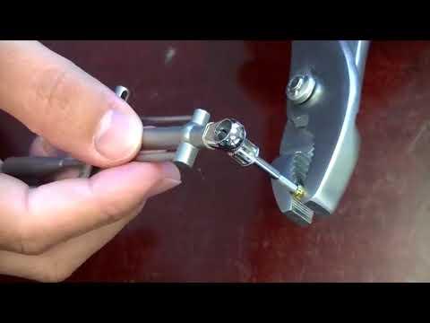 Como separar instrumentos FR Kit implante