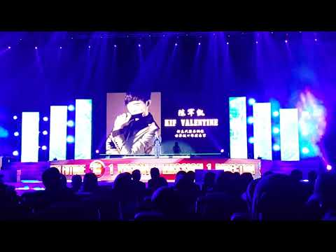K Link Indonesia performance  -  Kif Valentine