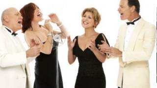 The Manhattan Transfer - Four Brothers (HQ) 1978.