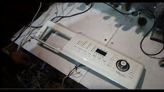 Стиральная машина самсунг не включается ремонт модуля!