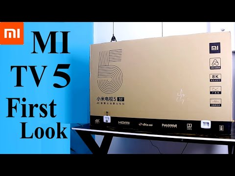 MI TV 5 Series First Look, Full Specification, Price & Launch Date #mitv5