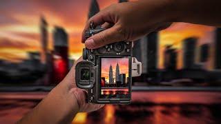 KUALA LUMPUR STREET PHOTOGRAPHY CHALLENGE | Day to Night 20-400mm