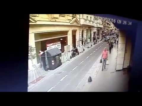 Prisión preventiva para el abogado que mató al cerrajero en pleno microcentro porteño