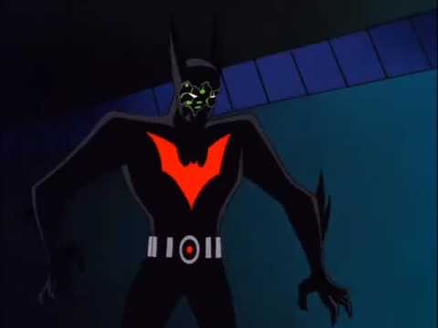 Batman Beyond Terry vs The Batsuit