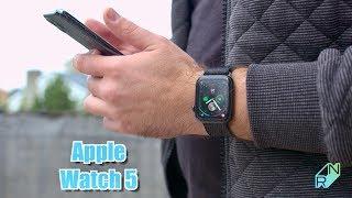 Apple Watch 5 Recenzja po ponad miesiącu użytkowania | Robert Nawrowski