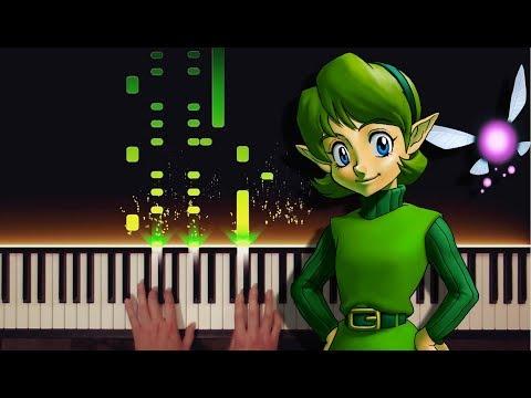 Zelda: The Lost