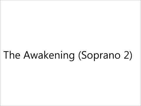 The Awakening (Soprano 2)