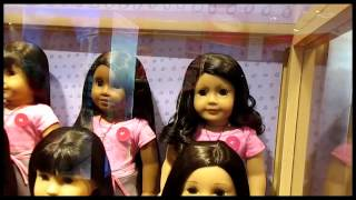 American Girl Doll Store, Houston, Tx