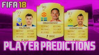 FIFA 18 PLAYER PREDICTION #01 (DEUTSCH)