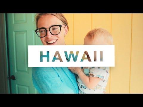 HAWAII - BIG ISLAND | Notre voyage de presque 2 mois avec un bébé de 10 mois