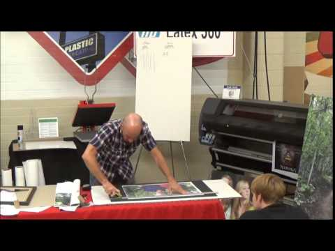 Lunch & Learn   Digitally Printing on Fabrics