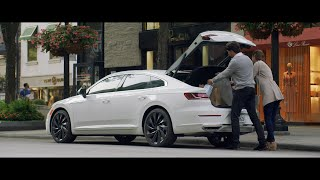VW - Arteon running footage