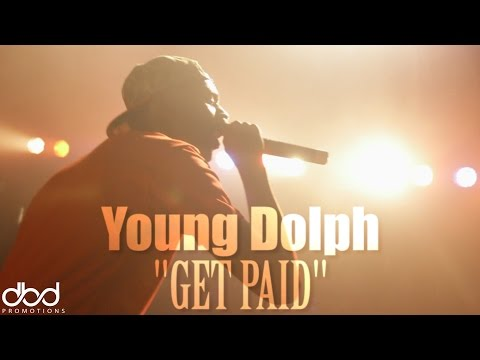 Young Dolph - Get Paid(LIVE)