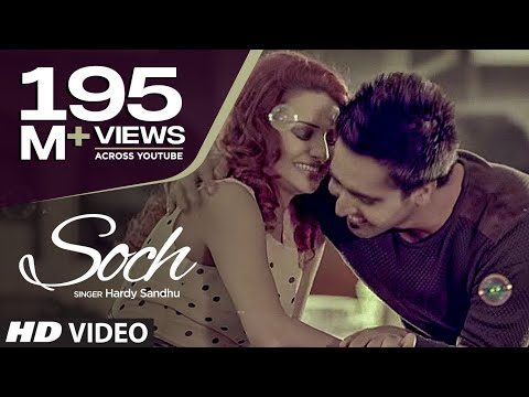 Soch Hardy Sandhu Full  Song  Romantic Punjabi Song 2013