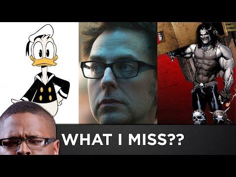 My Thoughts On Disney Firing James Gunn  READUS 101