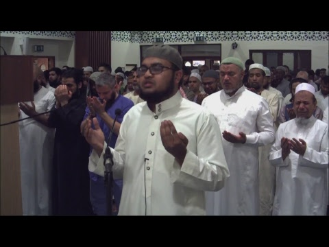 LIve Tarawih East London Mosque