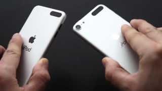 Обзор iPod touch 5 на 16 гигабайт, часть 3: сравнение