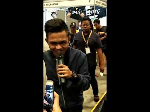 Melamar Rindu & Sedalam-Dalam Rindu Tajul Live In Singapore 8/12/17