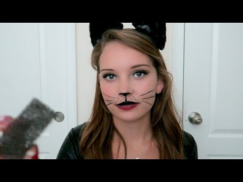 ASMR Halloween Makeup Roleplay