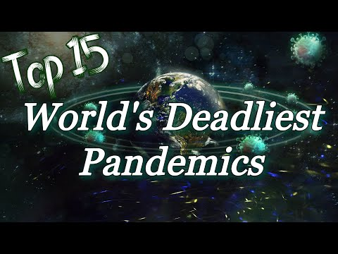 Top 15 Worst Pandemics in History and How did each End!