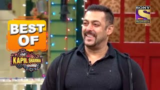 Kapil के Show में 'Sultan' Salman का जलवा | Best Of The Kapil Sharma Show - Season 1